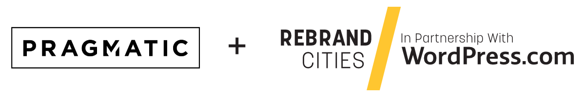 Rebrand Cities is partnering with Pragmatic